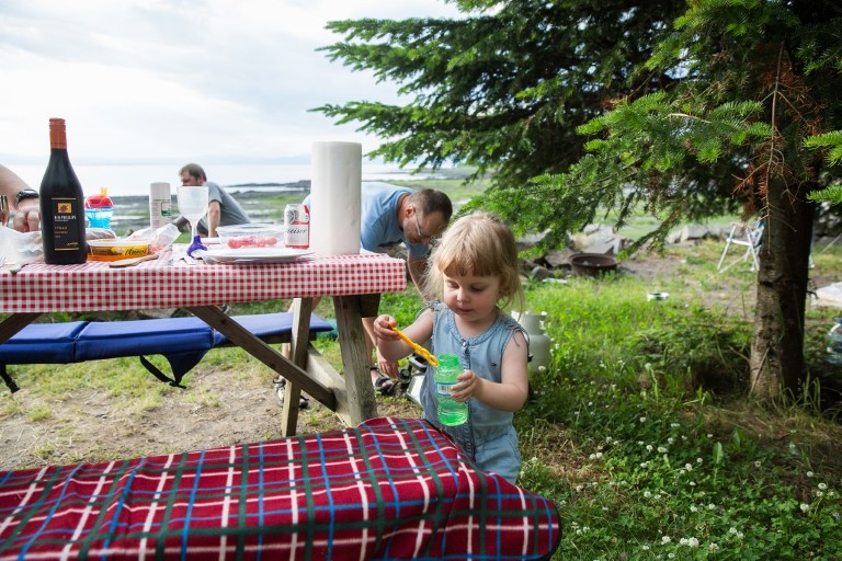 camping demi-lieue