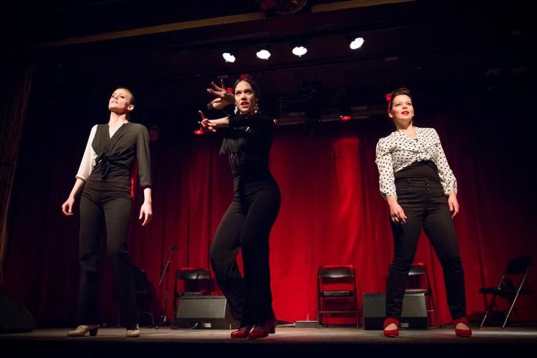 danse flamenco