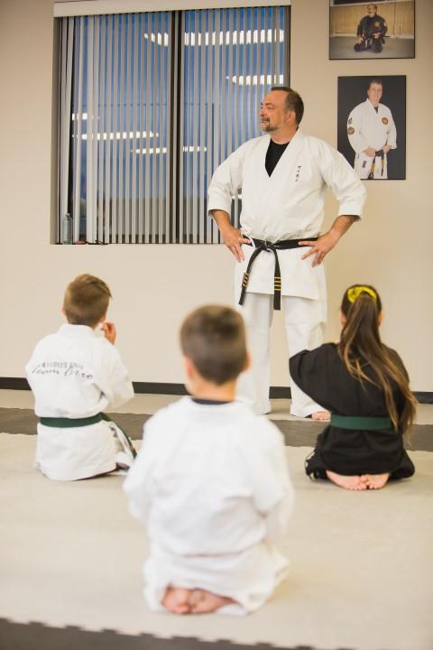 école d'arts martiaux