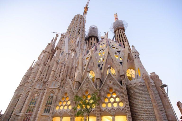 Sagrada Familia Barcelone